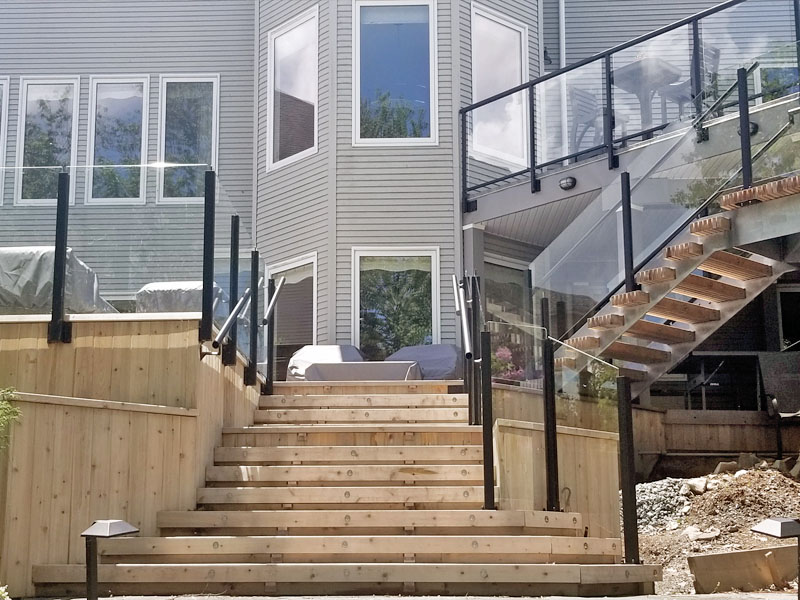 opaque railing dream home hrm